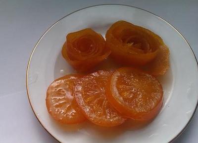 درست کردن مربای پرتقال حلقه ای,طرز درست کردن مربای پرتقال حلقه ای